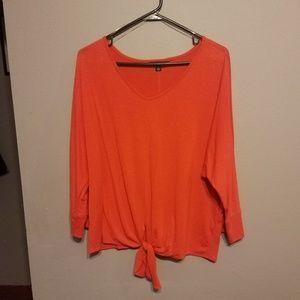 Ladie's 3/4 sleeve blouse